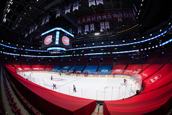 Montreal Canadiens Bell Centre