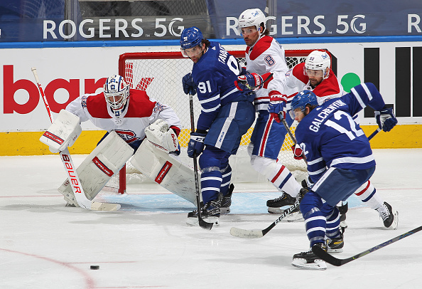 Montreal Canadiens vs Toronto Maple Leafs