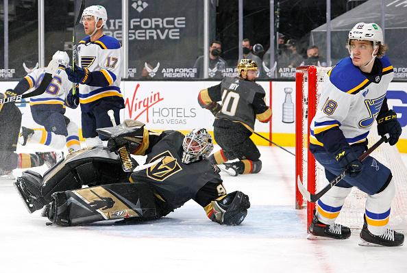 St. Louis Blues vs Vegas Golden Knights