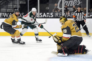 Vegas Golden Knights vs Minnesota Wild