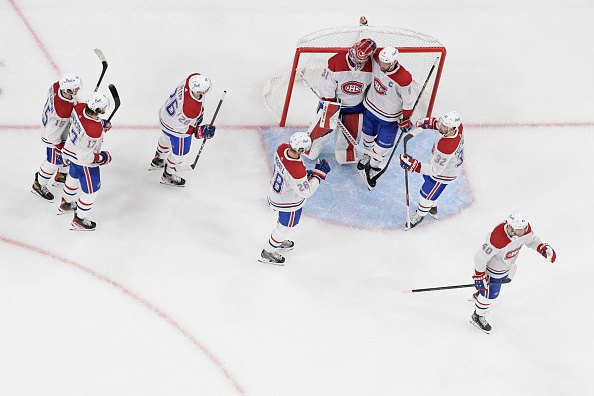 Montreal Canadiens Game 5