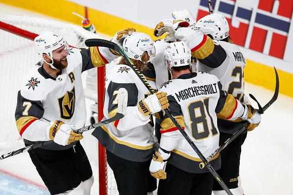 Vegas Golden Knights future