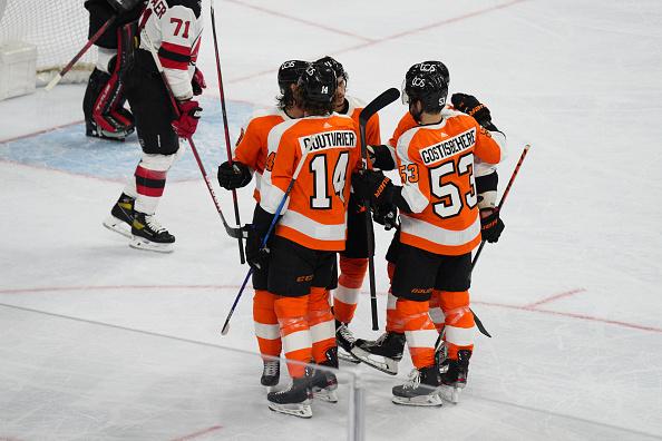 Philadelphia Flyers offseason