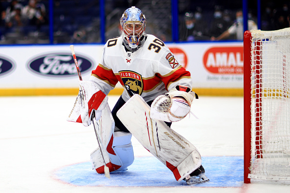 Spencer Knight, 2021 Florida Panthers Prospects
