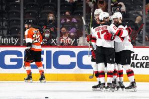 New Jersey Devils offseason
