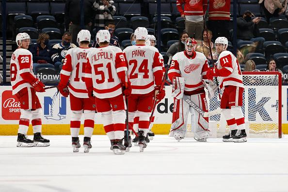 Detroit Red Wings offseason