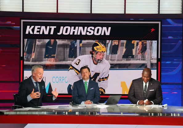 2021 NHL Draft Grades, Kent Johnson
