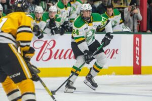 Logan Mailloux Scouting Report