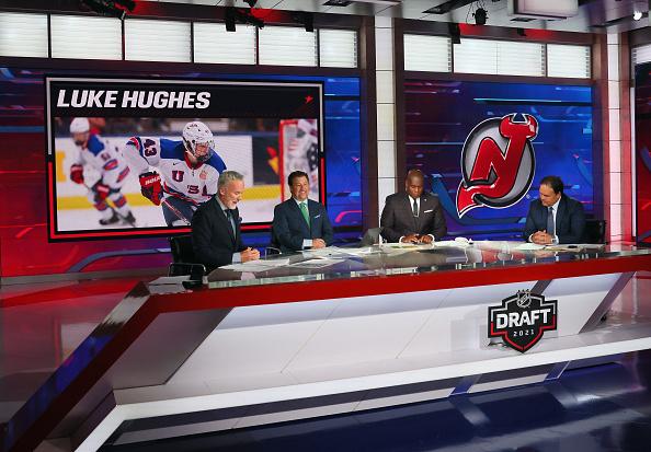 2021 NHL Draft Grades, Luke Hughes, 2021 New Jersey Devils Prospects