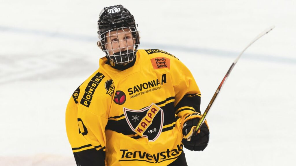 Oliver Kapanen Scouting Report