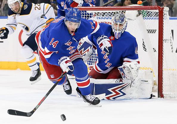 Greg McKegg Signing for New York Rangers