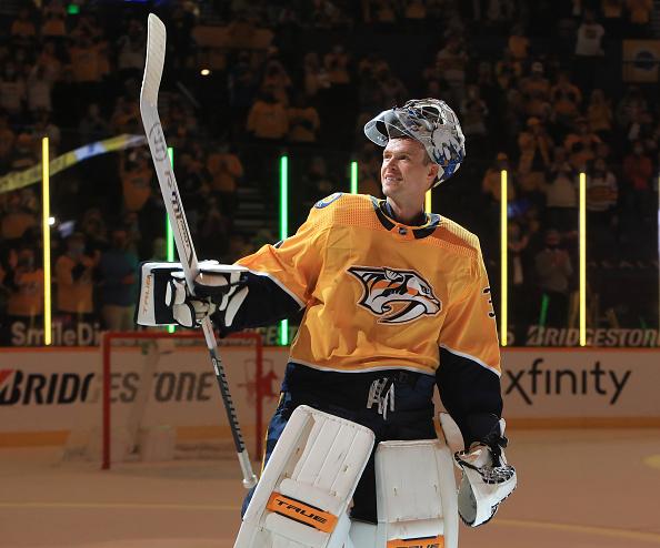 Pekka Rinne Retires