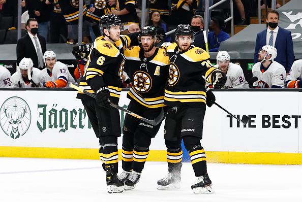 Boston Bruins Offseason