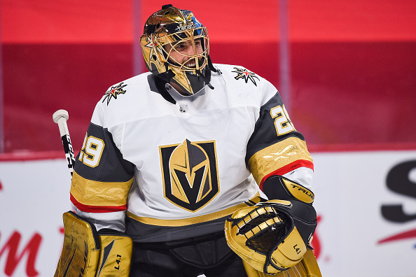 Marc Andre Fleury Traded