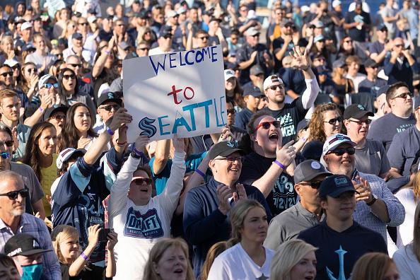 Seattle Kraken Draft