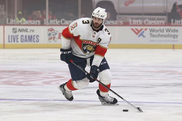 Keith Yandle Philadelphia Flyers