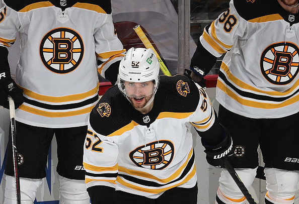 Sean Kuraly Signs With the Columbus Blue Jackets