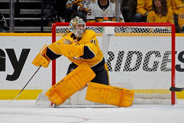 Juuse Saros, NHL Salary Arbitration
