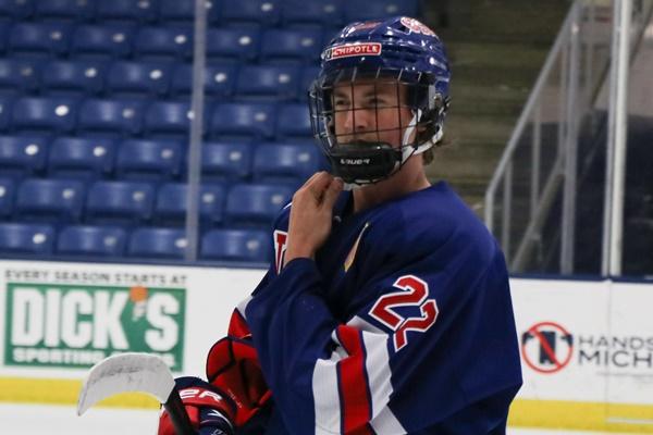Logan Cooley 2022 NHL Draft Rankings