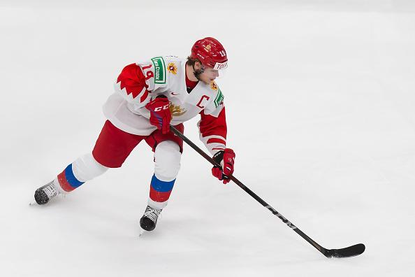 2021 Vancouver Canucks Prospects, Vasily Podkolzin