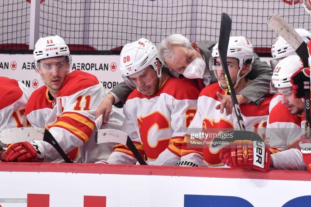 Calgary Flames rebuild