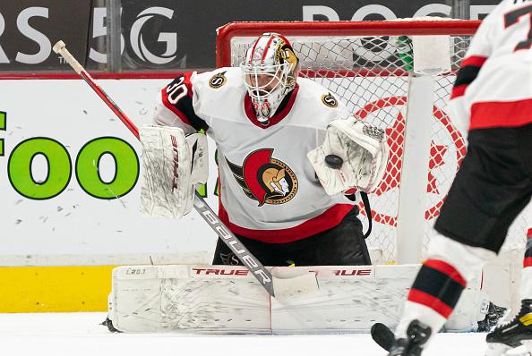 Ottawa Senators Goaltending