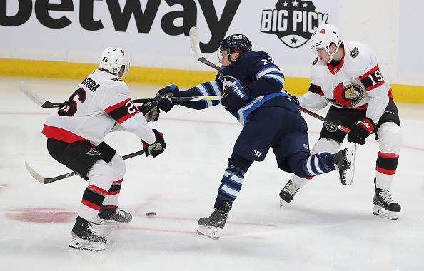 2021-22 Ottawa Senators Roster