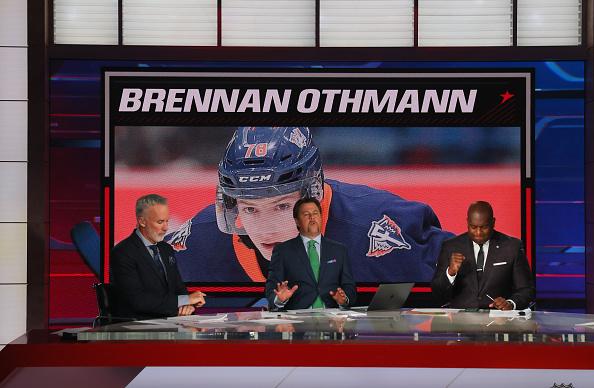 Brennan Othmann Signed