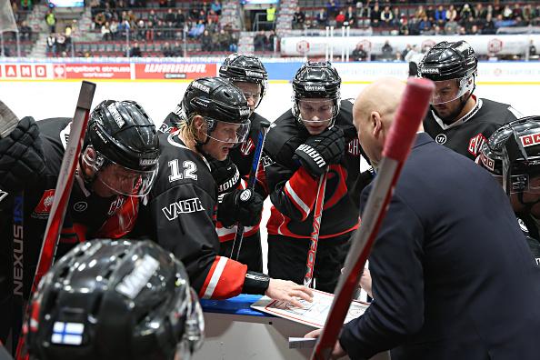Liiga hockey