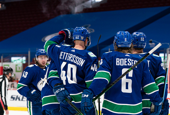 2021-22 Vancouver Canucks
