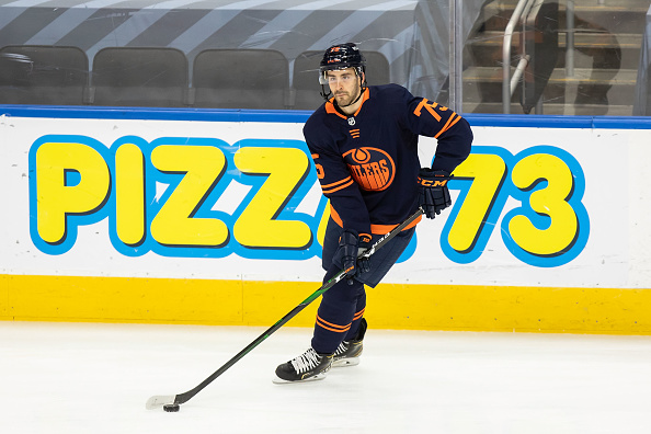 Evan Bouchard, 2021 Top Edmonton Oilers Prospects