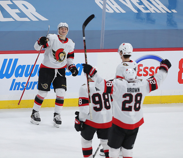 2021-22 Ottawa Senators