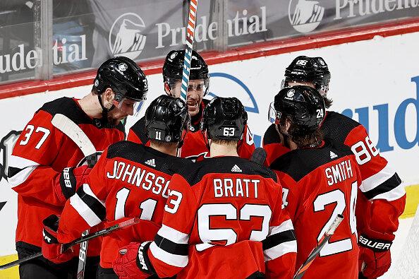 2021-22 New Jersey Devils