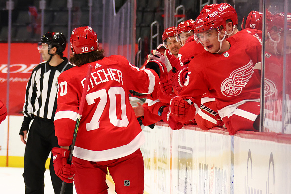 red wings trade candidates