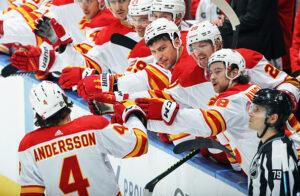 2021-22 Calgary Flames
