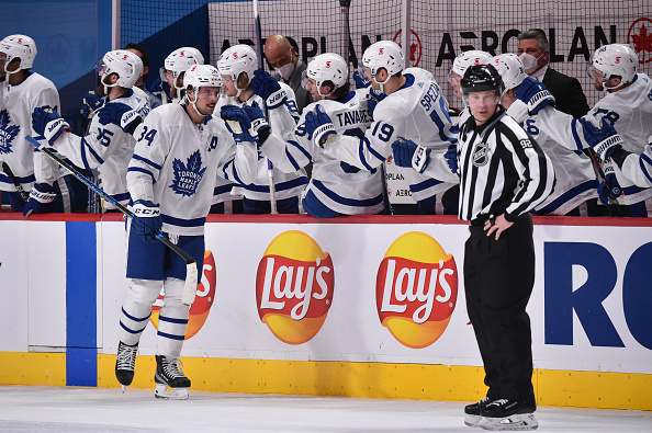 2021-22 Toronto Maple Leafs