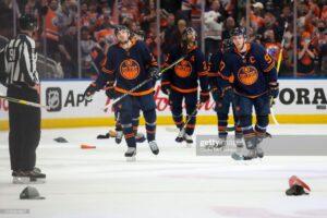 Edmonton Oilers power play