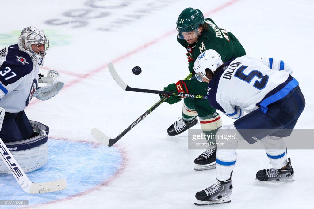 Winnipeg jets defensemen