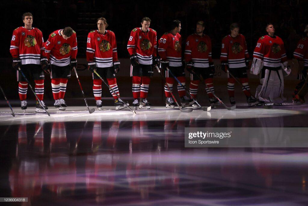 El mal comienzo de los Chicago Blackhawks aumenta la presión del equipo