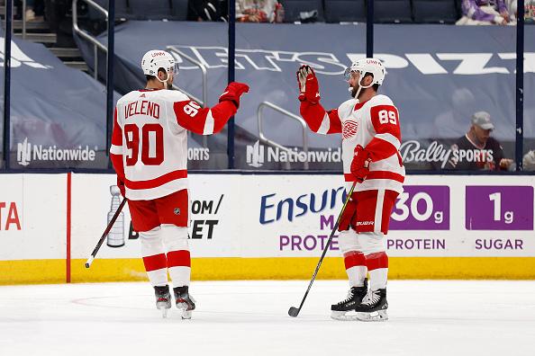 Cómo Joe Veleno ganará tiempo en la NHL con los Detroit Red Wings