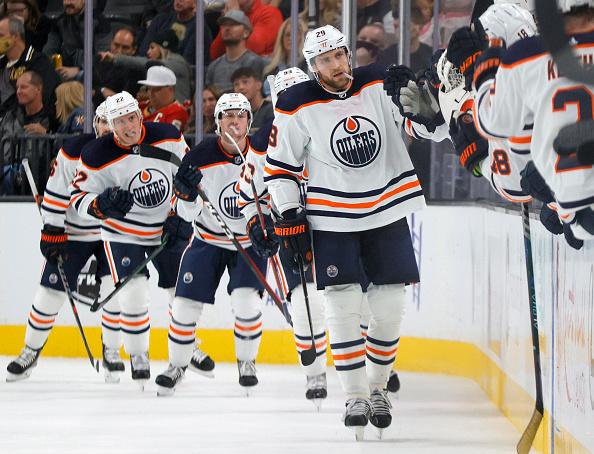 Edmonton Oilers week ahead