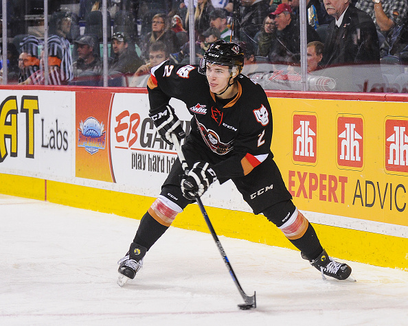 Jake Bean WHL Central Division Preview