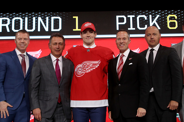 Filip Zadina 2018 NHL Draft Grades
