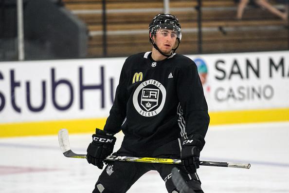 Gabriel Vilardi Los Angeles Kings Prospects