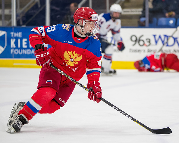 2019 NHL Draft November Rankings