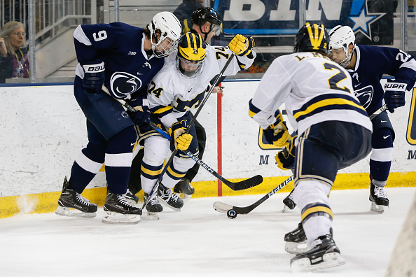 Alex Limoges Top College Hockey Free Agents