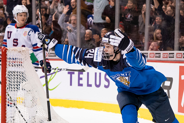 Kaapo Kakko 2019 NHL Draft