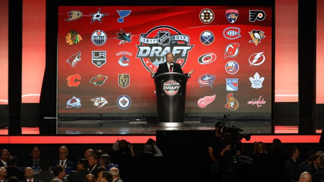 2019 NHL Mock Draft