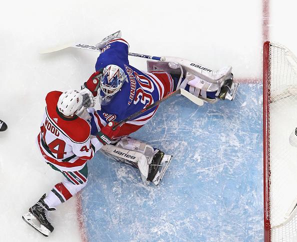 Miles Wood NHL rumours NHL Draft Team Needs