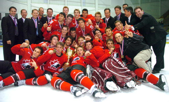 Hlinka-Gretzky Cup
